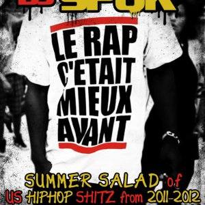 Hip Hop Shitz from 2011-2012 - Dj Spok