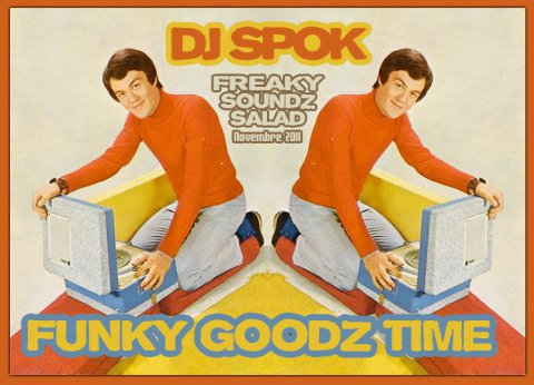 Funky goodz time - Dj Spok