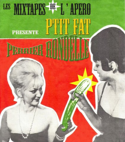 Perrier rondelle - Ptit Fat