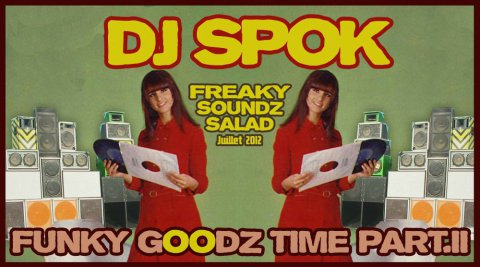 Funky goodz time Part.II - Dj Spok