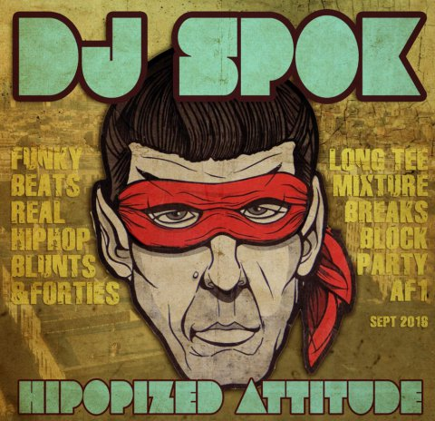 Hiphopized attitude