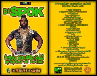 Dj Spok Hip Hop Mix n°1